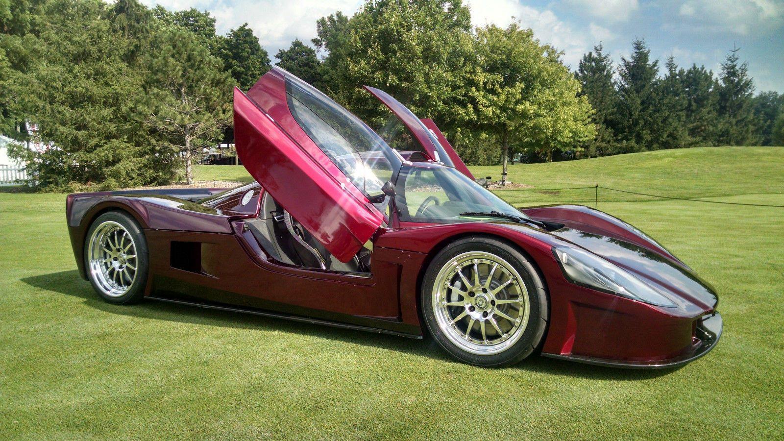 2011 Rcr Slc Superlite Coupe Sl C 750 Hp 6 Stage Dry Sump Ac Heat Full Interior For Sale Kit Cars Super Cars Unique Cars