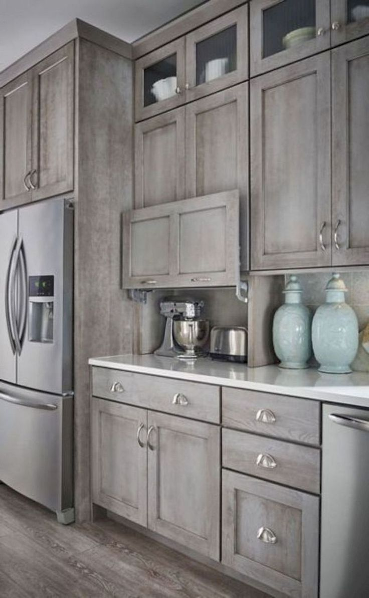 84 Inspiring Kitchen Wall Cabinets To Maximize The Space And Functions Rustic Kitchen Cabinets Farmhouse Kitchen Cabinets Wooden Kitchen Cabinets