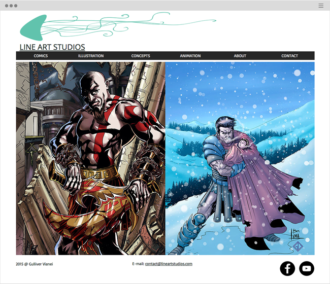 Artists and Illustrators Websites_211 fore more please  visite  ttp://adf.ly/1cGQ8V