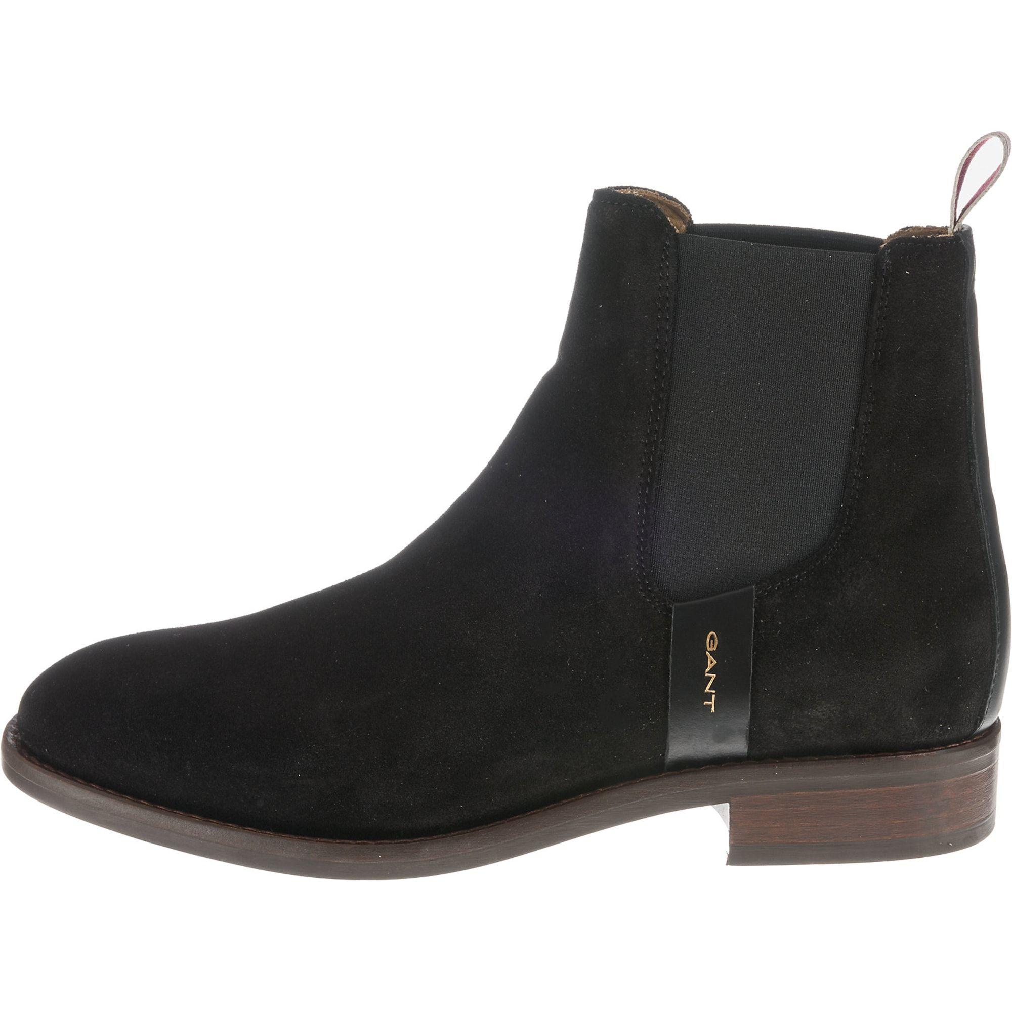 GANT Chelsea Boots 'Fay ' Damen, Schwarz, Größe 42 | Stiefel