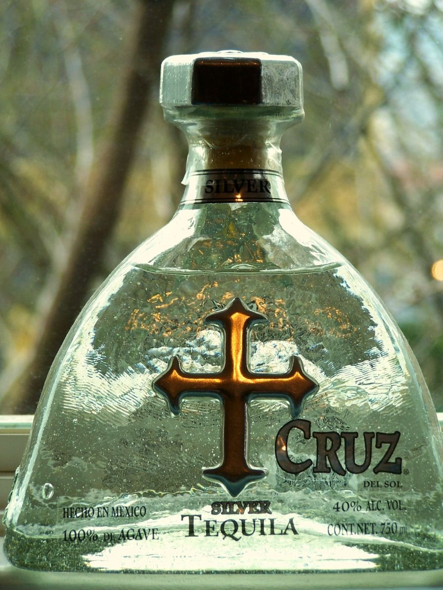 Cruz Tequila Silver I Love The Bottles Well And The