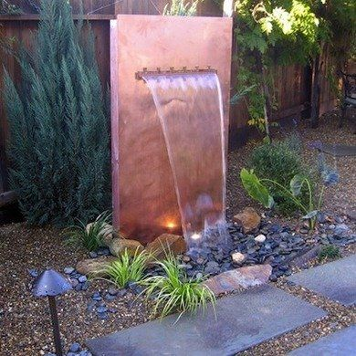 10 Water Features to Make Any Backyard Landscape Complete Ideas