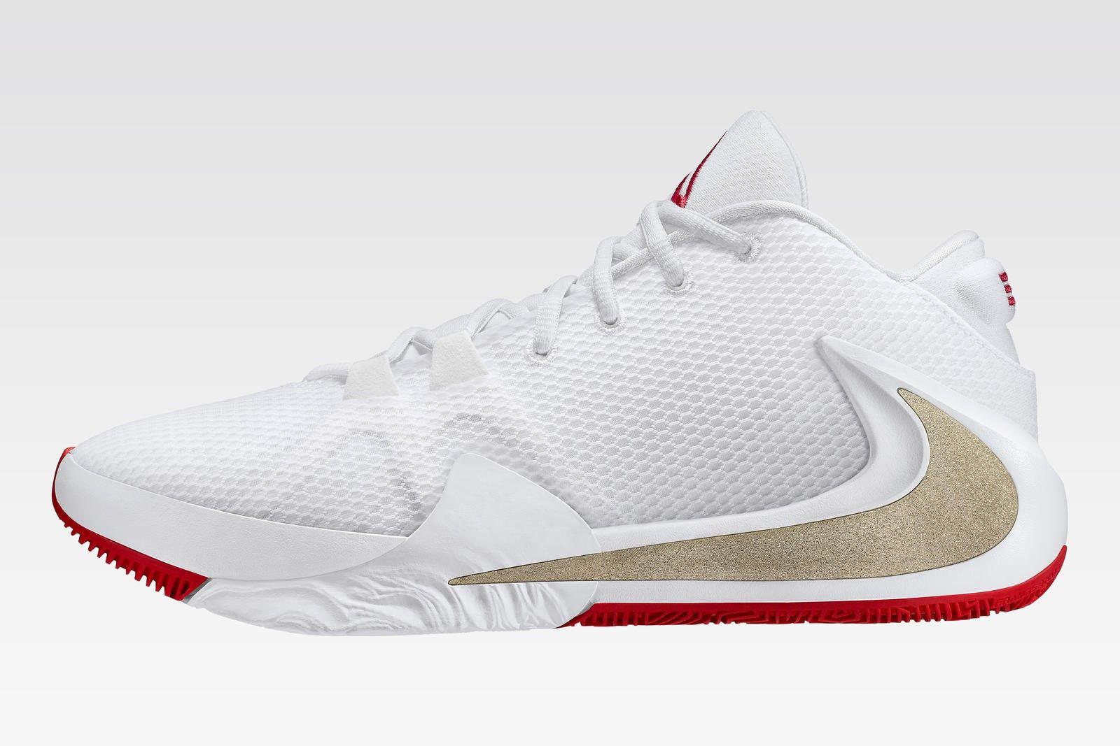 Nike Zoom Freak 1 Atmosphere Grey White