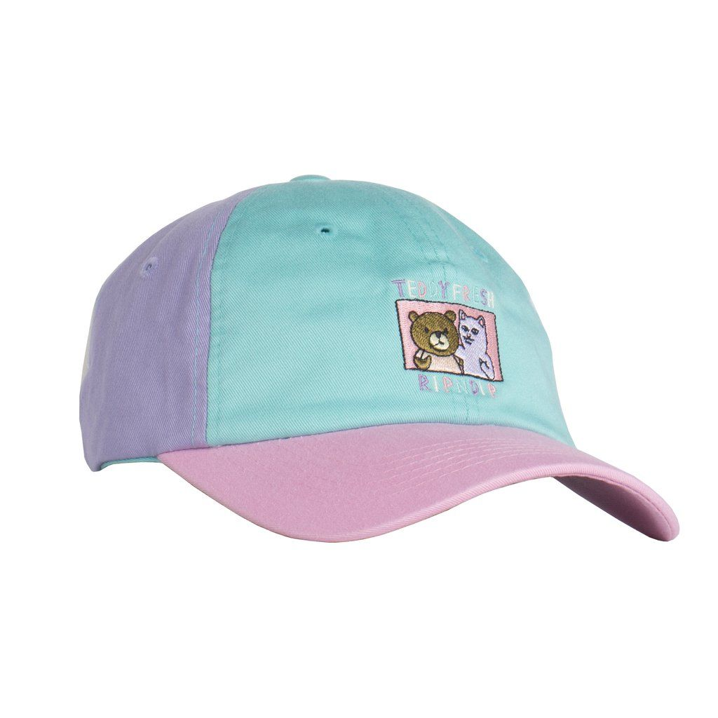 afc2512a Teddy Fresh BFF Dad Hat (Multi) in 2019 | || DAD HAT || | Dad hats ...