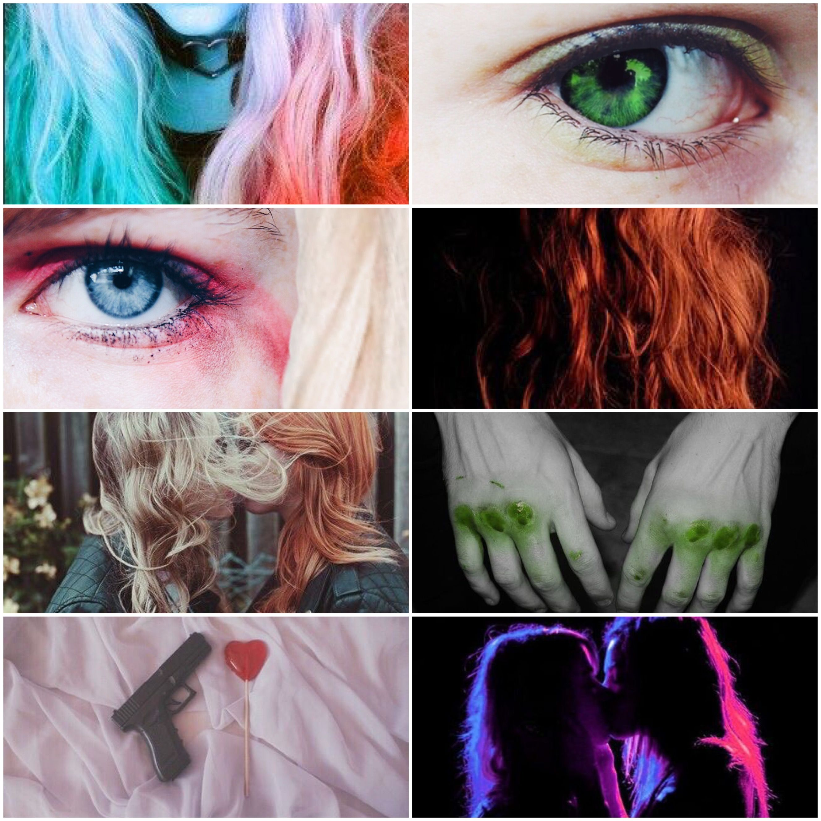 Harley quinn poison ivy lesbian