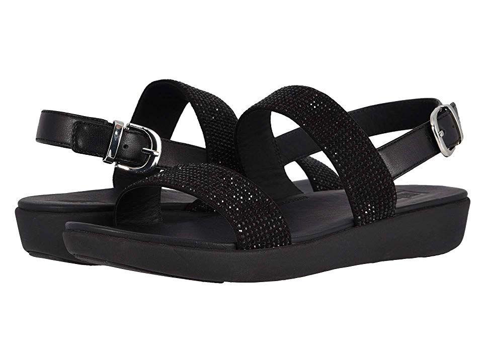 Faux leather heels