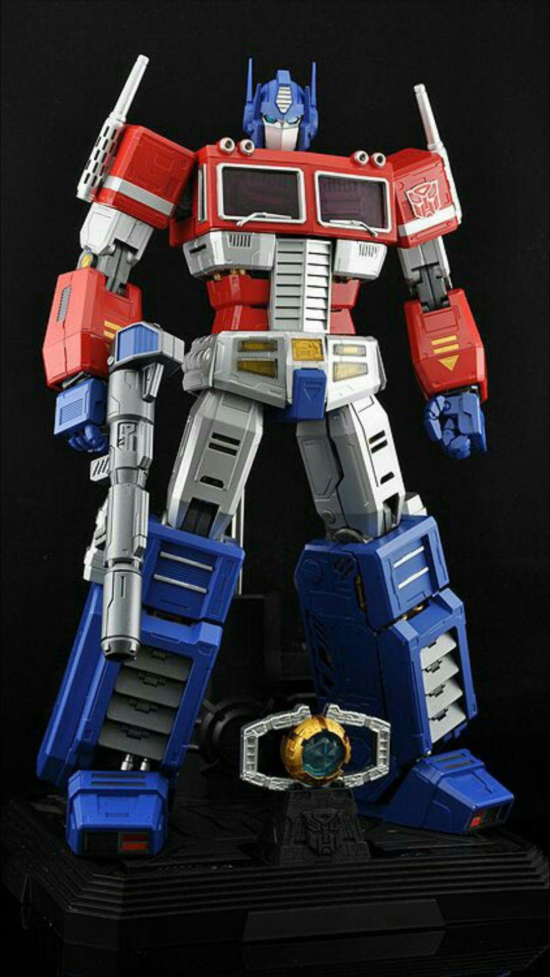 Pin Von Michael Schmitt Auf Transformers Transformers Optimus Prime