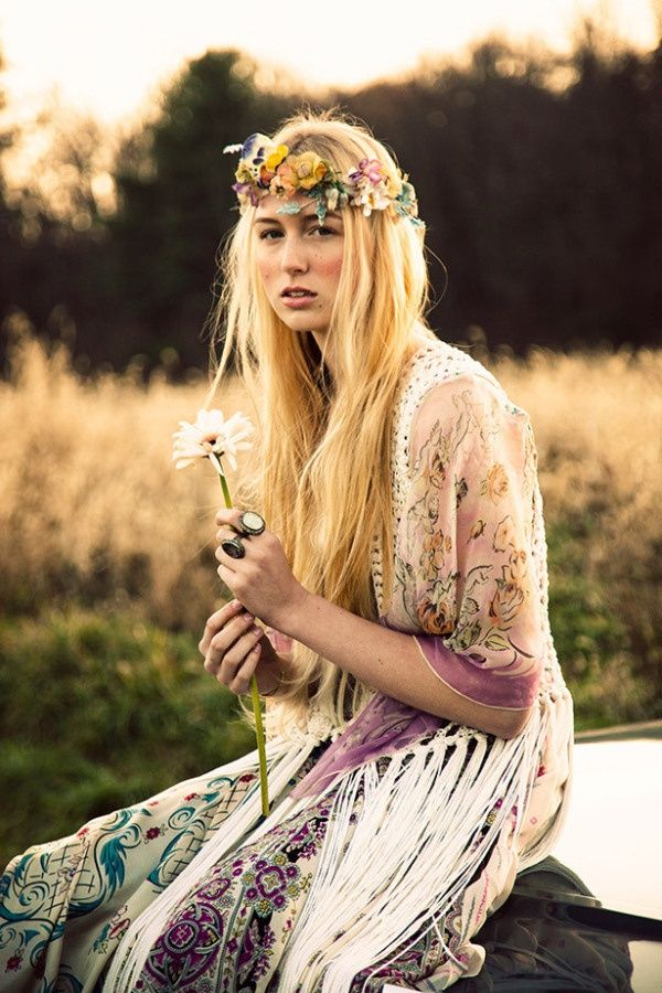 Hippie style | Hippie Memories | Pinterest | Boho ...
