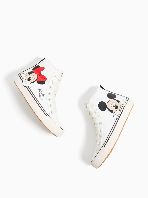 disney high top sneakers