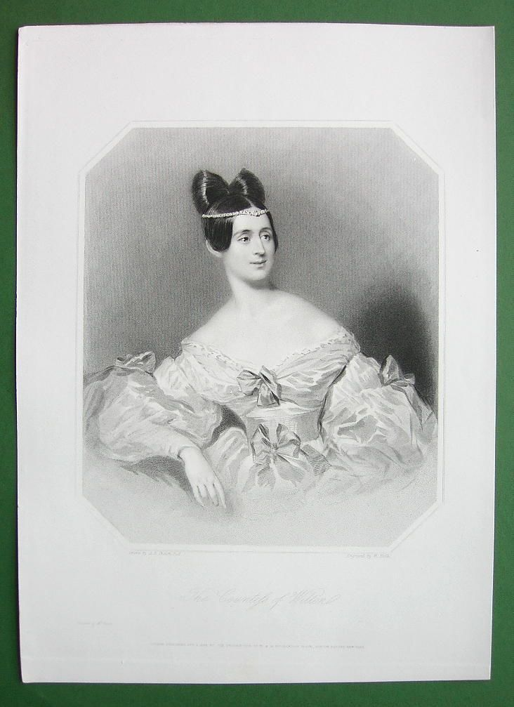 Queen Victoria Court Beauty Countess of Wilton