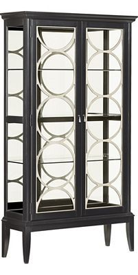 Havertys - Zander Display Cabinet | Havertys Furniture | Pinterest