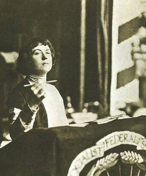 Alexandra Kollontai In Soviet Russia Russian Revolution Alexandra