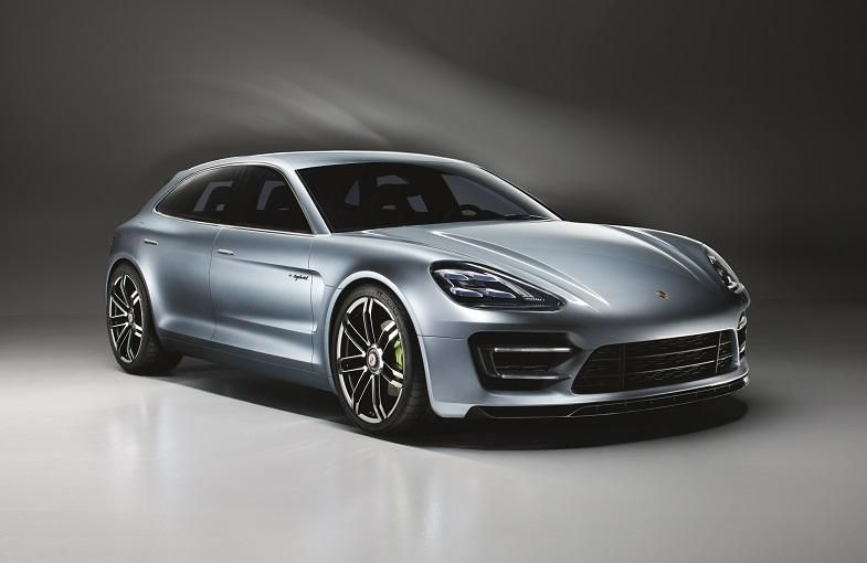 new car model release2018 Porsche Panamera is coming out as a new car for future