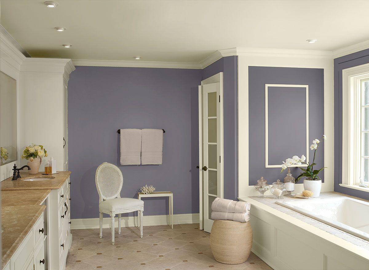 Pink bathroom paint ideas - Bathroom Ideas Inspiration Paint Color Schemespink