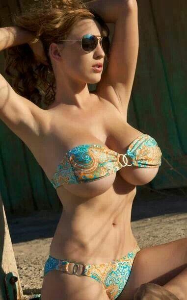 Plastic boobs