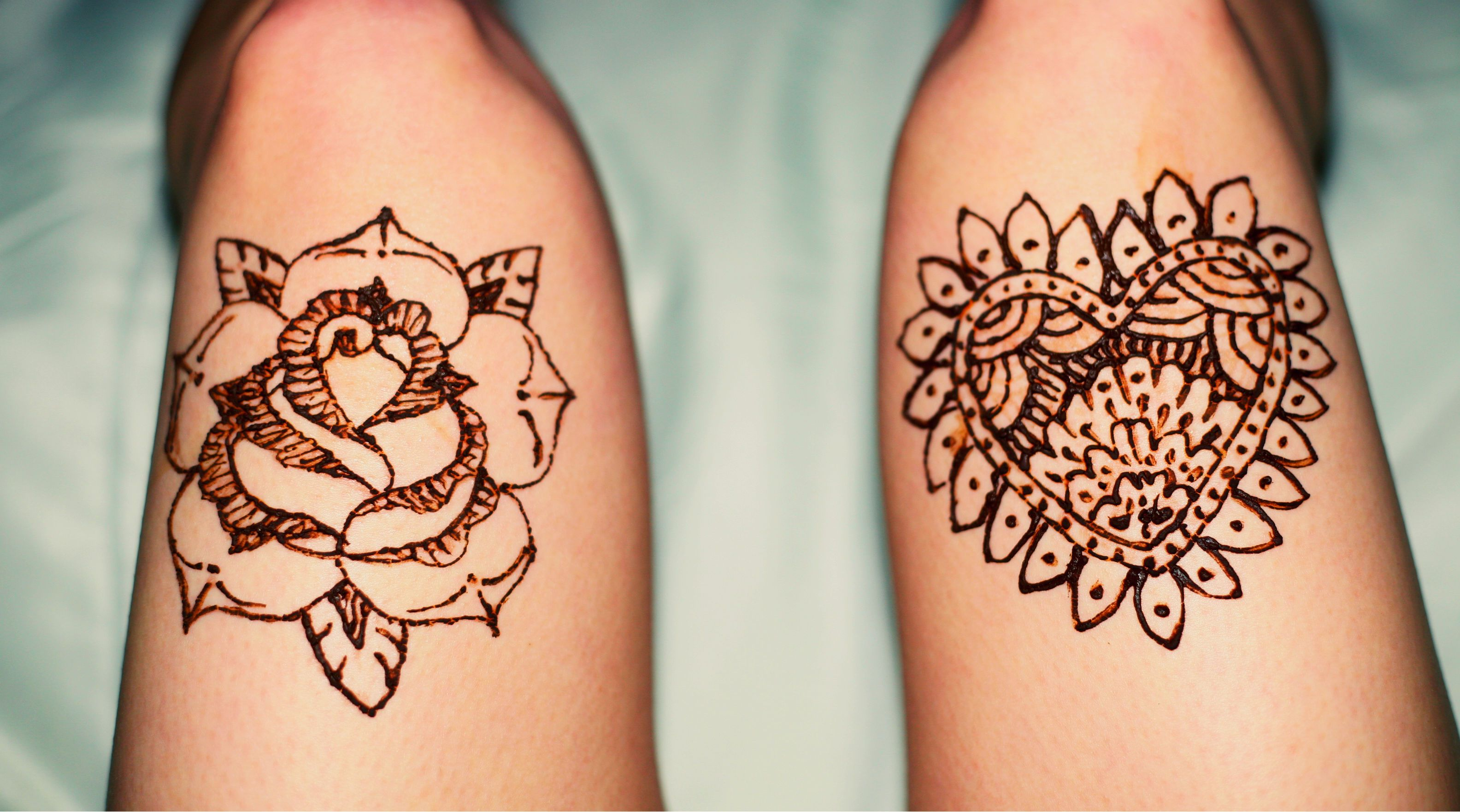 Mehndi Tattoo Flower Designs : Simple mehndi bail designs have one of cool henna u2013 need