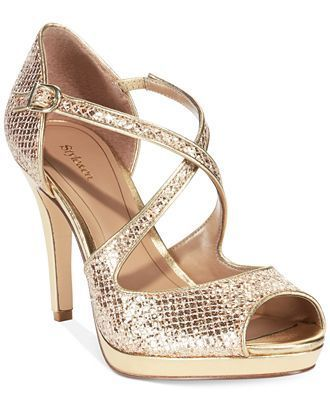 104bc542d67 Simmone Platform Evening Sandals - Wedding Day Louboutin Lookalikes for  Much Less