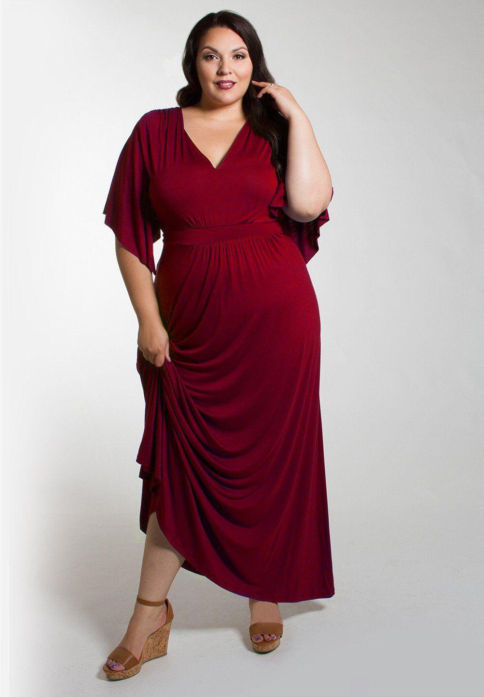Joan maxi dress best of swak designs plus size fashion pinterest