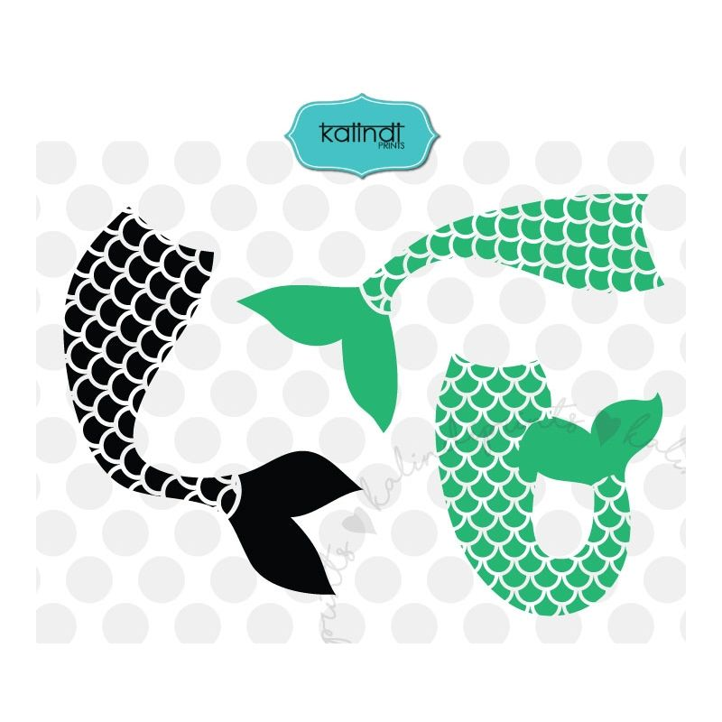 mermaid svg mermaid cut