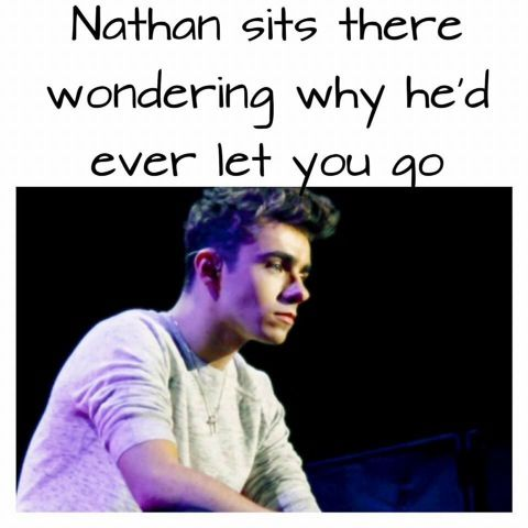 Psshh he'd never let me go ;)
