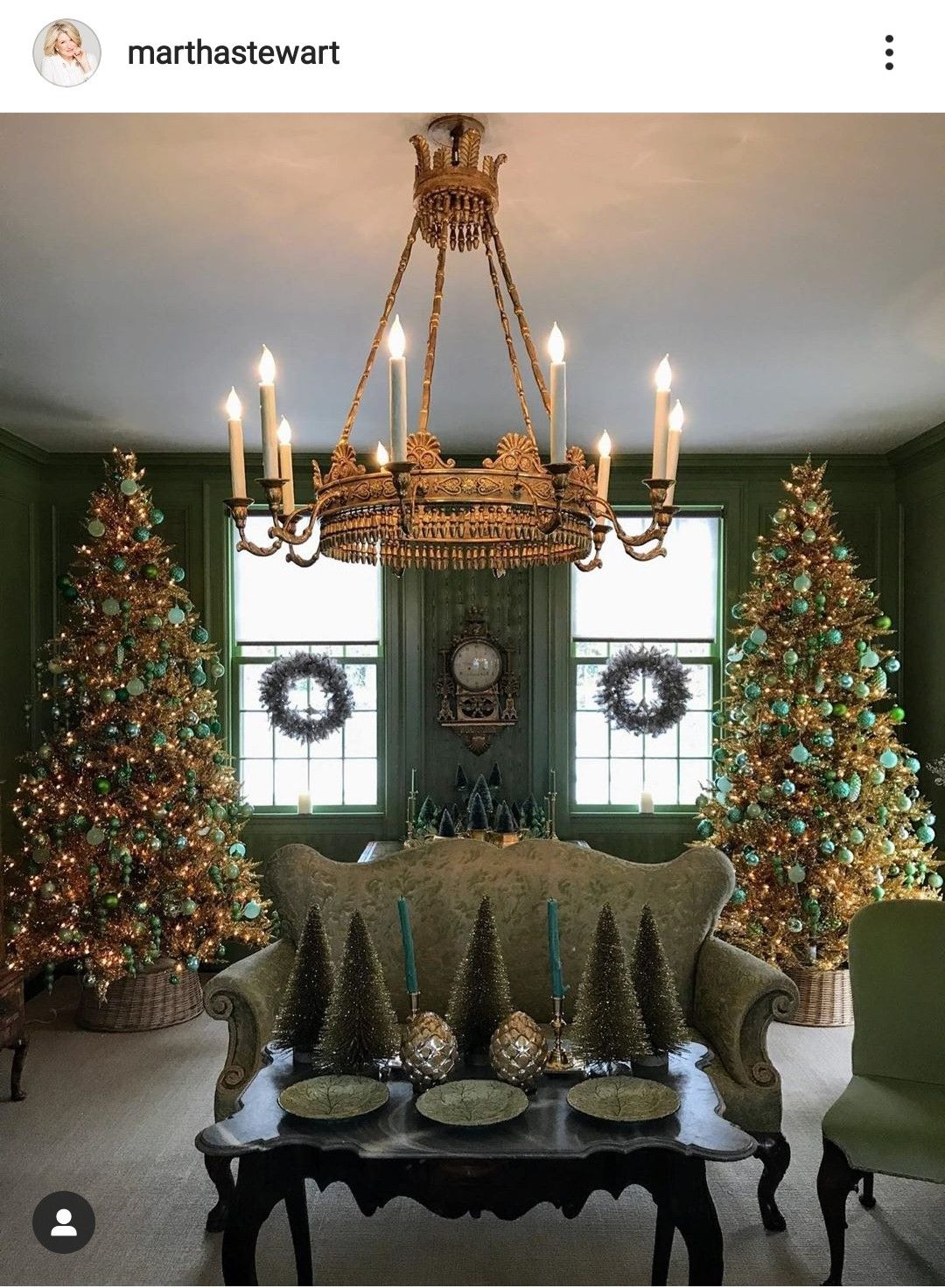 Martha Stewart Christmas Trees 2020 Pin by Celeste Allen on 7 trees & counting in 2020 | Martha