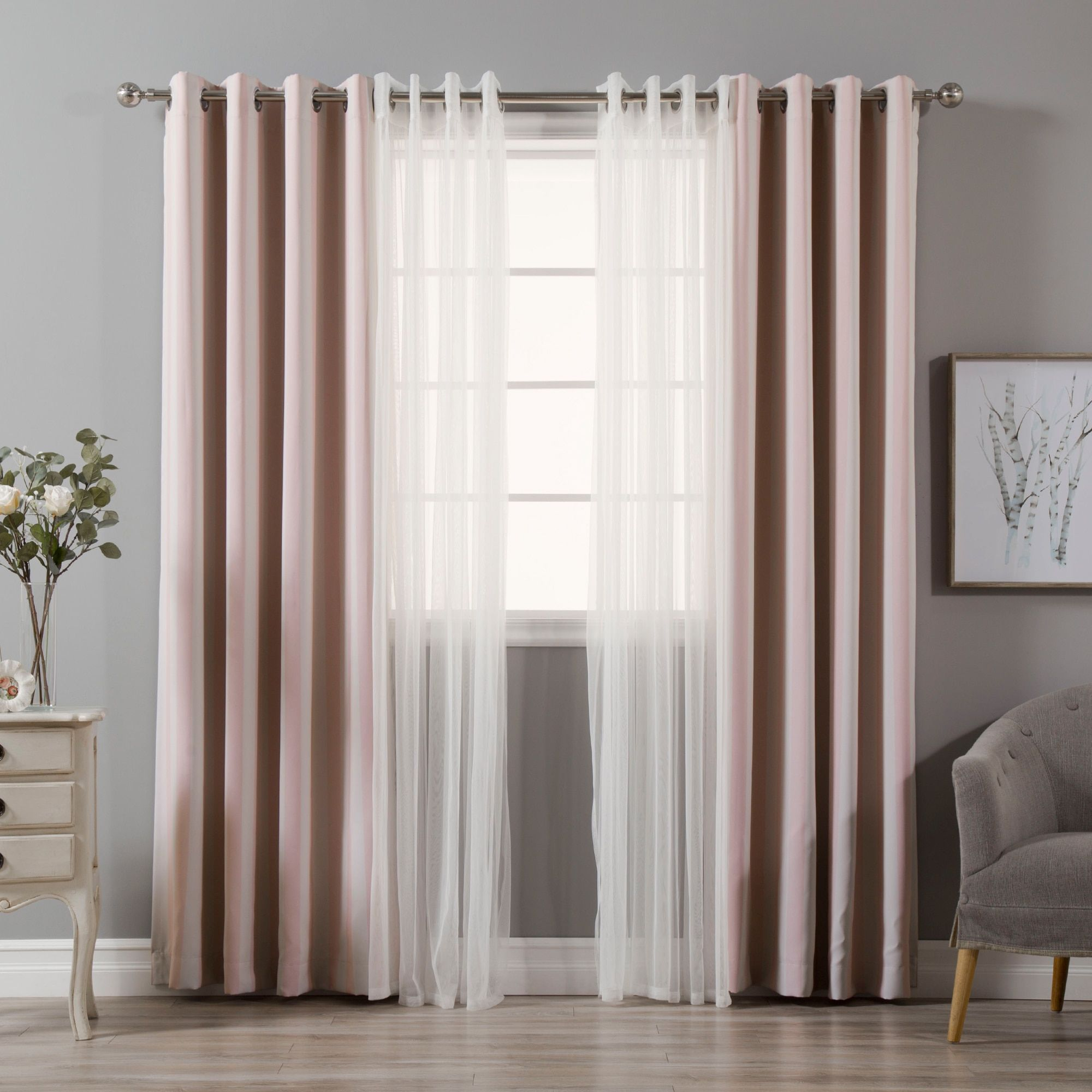 shower curtains curtain products home mist linen parachute washed garment chambray