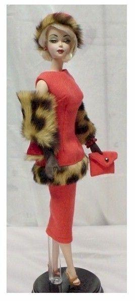 OOAK Silkstone Barbie by Joshard Originals