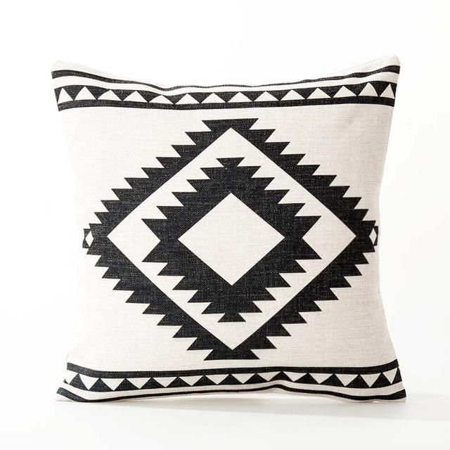 Nordic, Boho, Ethnic Style Accent Cushion Covers is part of Scandinavian Home Accessories Pillows - CottonColor   MulticolorHome Decor Theme   Unique Home Decor Shop, Unique Throw Pillows on Sale, Throw Pillow Covers Shop, Removable Throw Pillow Covers for Sale, Shop Modern Throw Pillows, Patterned Throw Pillows On Sale, Find Cheap Removable Throw Pillow Covers, Tribal Pattern Throw Pillows, Nordic Style Throw Pillow Covers, Scandi Style Throw Pillows for Sale, Scandinavian Home Decor, Sofa Cushions on Sale, Accent Pillows for Couch, Shop Minimalist Style Throw Pillows, Pattern   Tribal Pattern Throw Pillows, Nordic Style Pattern Throw Pillows, Scandinavian Pattern Throw PillowsScene   Shop Nordic and Scandi Style Throw Pillows Designs Size   (Inches) 18 x18  Features   These throw pillow designs were grouped together as a  collection  by our Rouse the Room designer  This means you can mix and match these designs and they will compliment each other  See how customers did just that      Estimated Shipping Time   12 to 20 Days