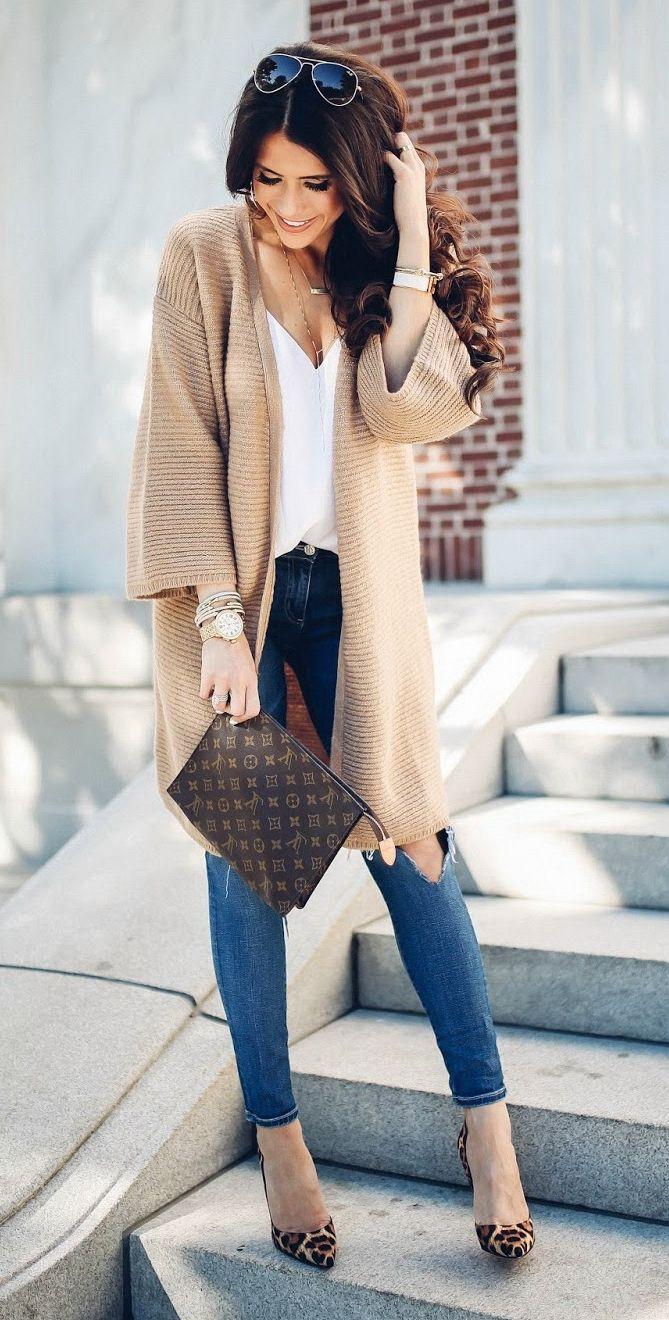 40 Trending Outfit Ideen für Frauen (Frühling, Sommer