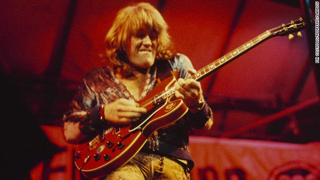 Celebrity News: Guitarist Alvin Lee of Woodstock fame dies at 68 | AT2W