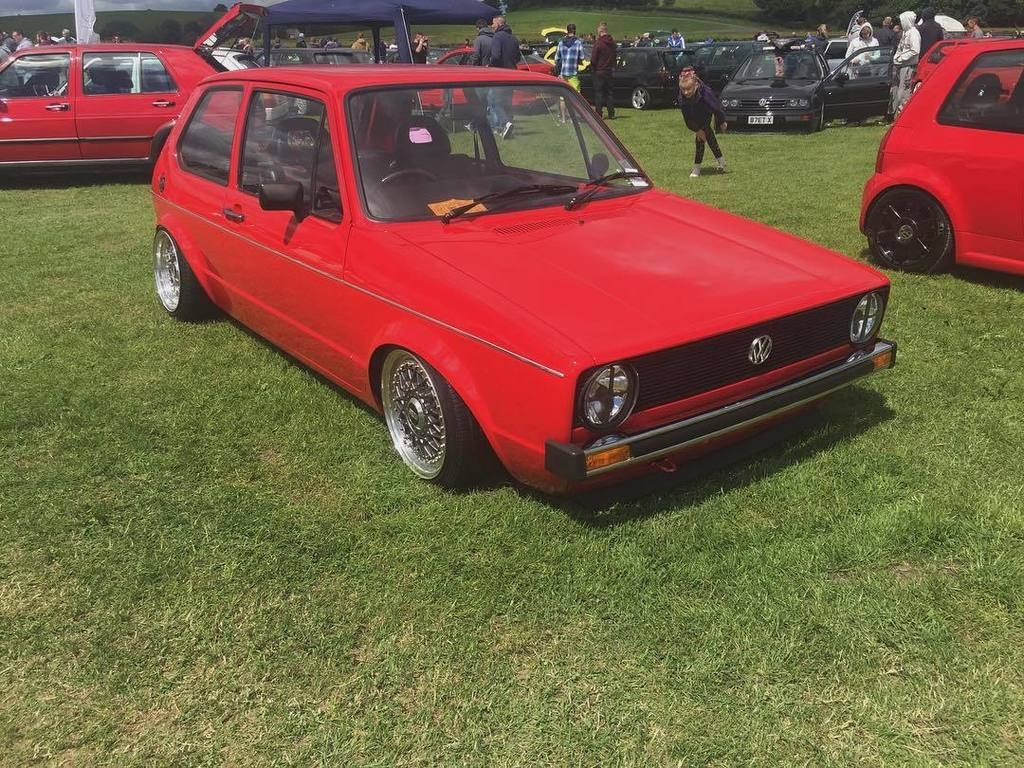Last year at @cumbriavag looking forward to it this year.  #cumbriavag  #mk1golf by 25_brandon https://t.co/Ozq9GN0hoy
