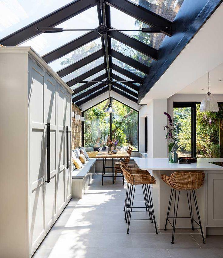 Unvollkommene Innenräume #kitchenextensions