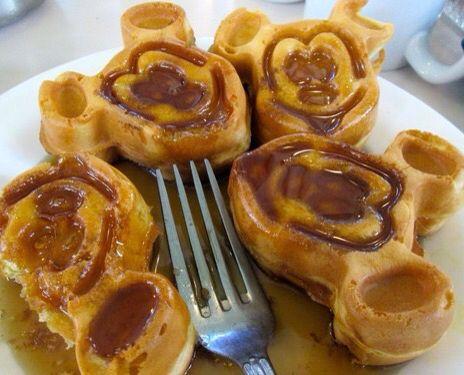 Best breakfast options at disneyland