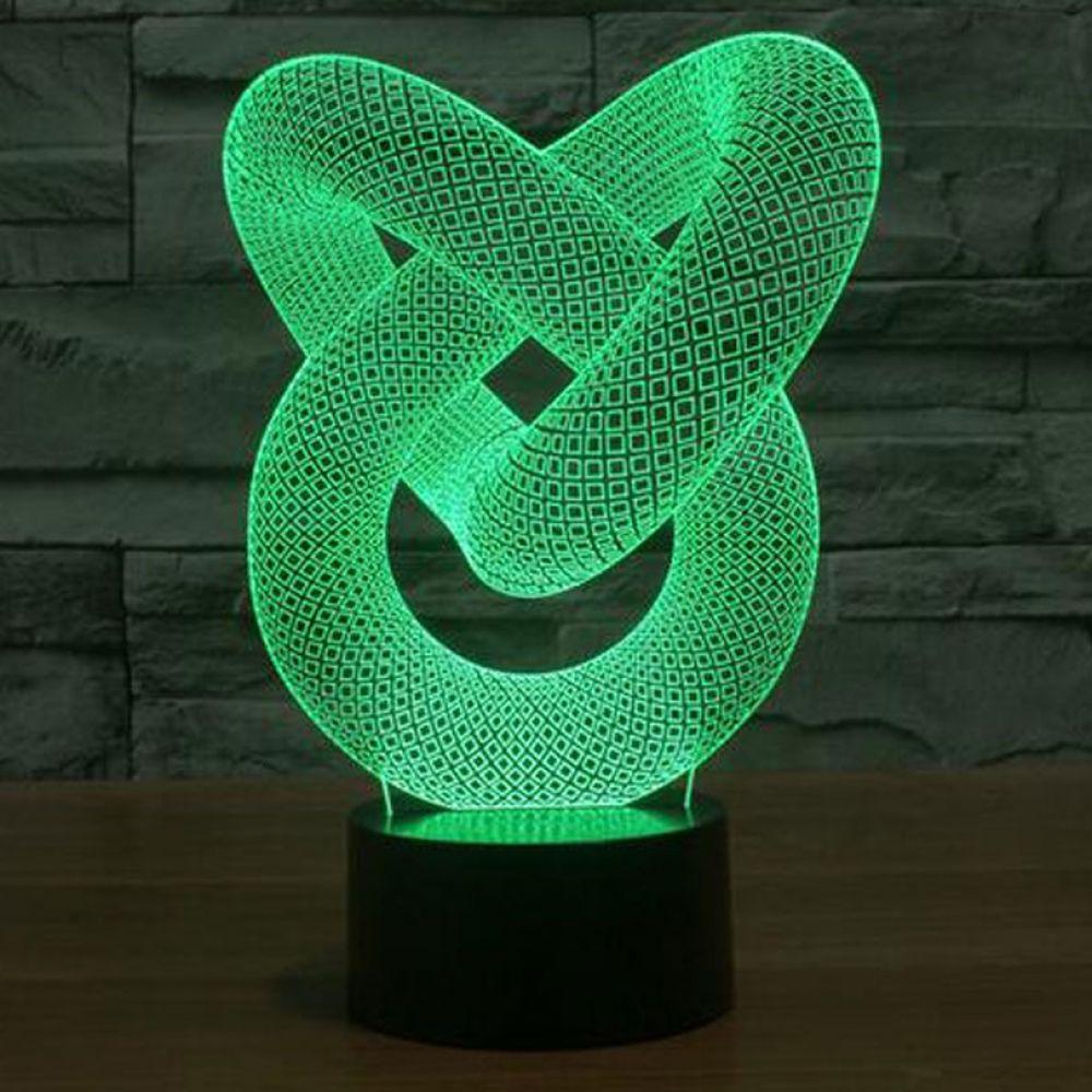 Creative 3d Illusion Lamp 3d Illusion Lamp 3d Led Night Light 3d Led Light