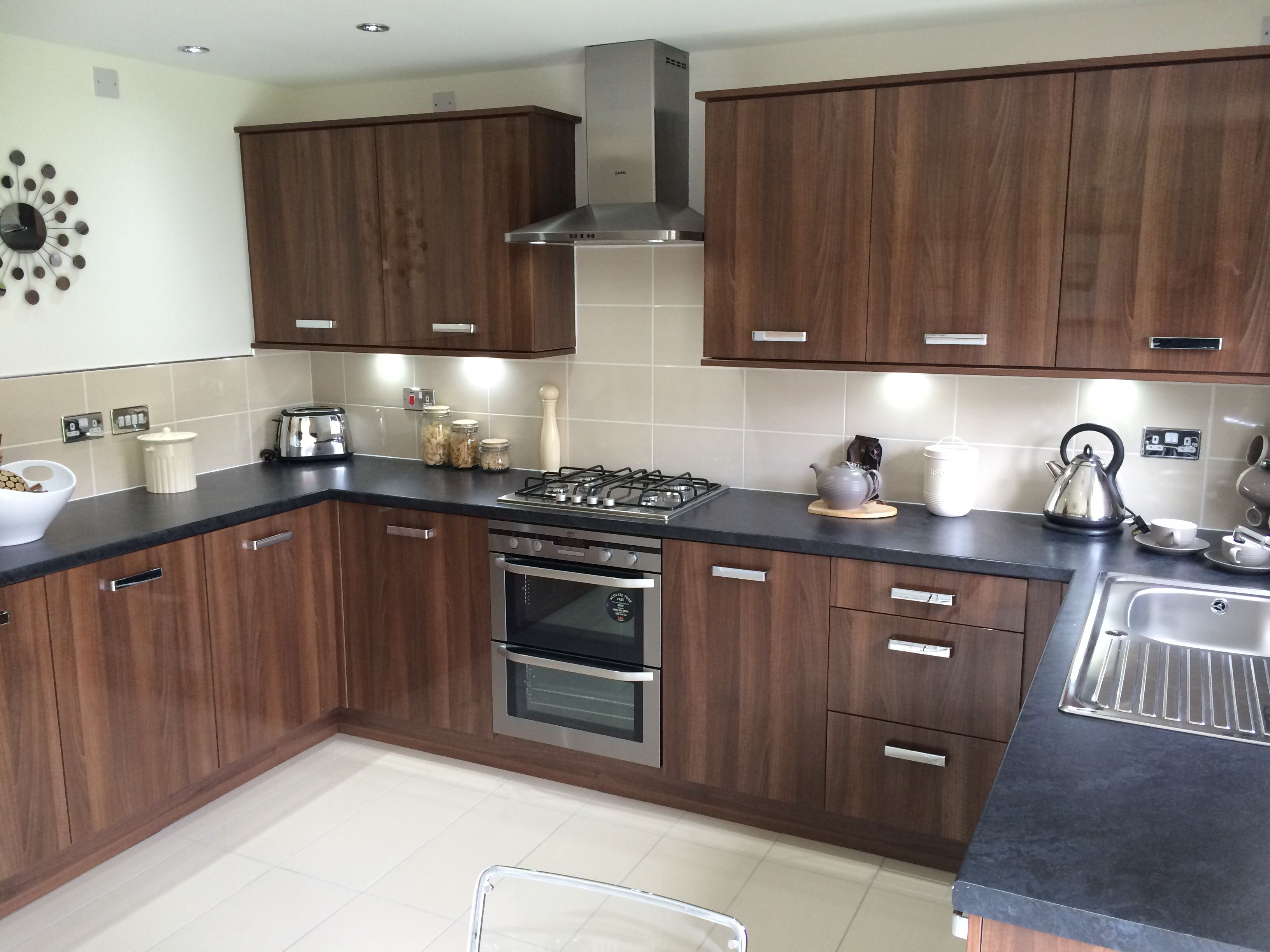 Newly fitted kitchen East Kilbride | Fitted kitchen ...