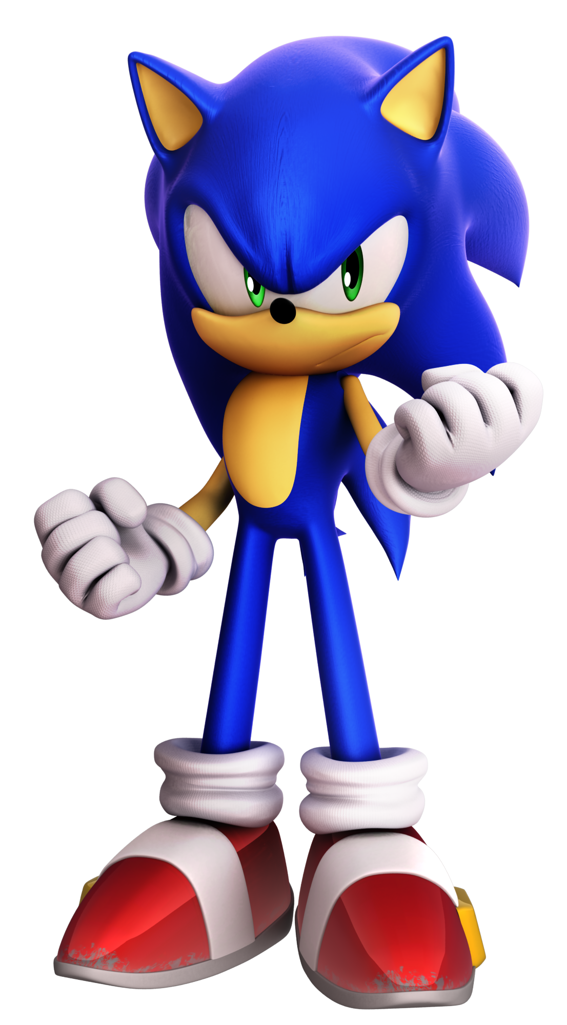Sonic Ready To Take Back The World From Eggman S Empire In The Game Sonic Forces As He Teams Up With The Resistance Sonic Sonic The Hedgehog Sonic Heroes
