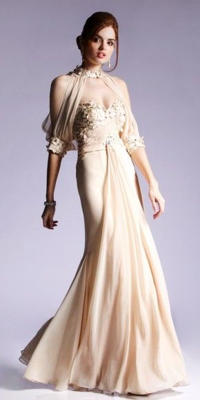 Janique J122 Dress - In Stock - $598