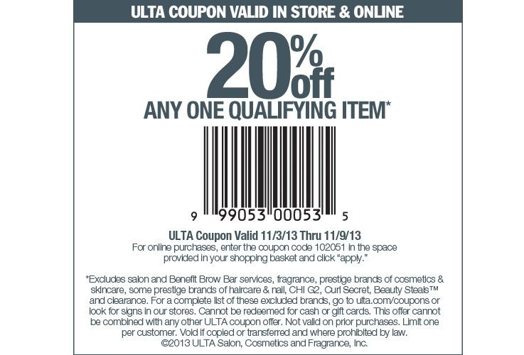 Ulta Com Cosmetics Fragrance Salon And Beauty Gifts Ulta Coupon Walmart Coupon Free Printable Coupons