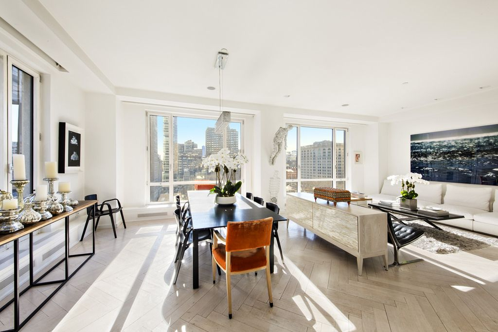 Location, Light & Luxury  ...   50 Madison Avenue 9, Flatiron, NYC, Represented exclusively by Louise Phillips Forbes, Jonathan D. Schulz, Jason Miller, and Claire Ingrassia. See more eye candy on this home at http://www.halstead.com/14375483