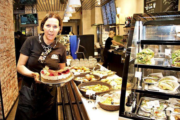 Linkosuon kahvila Siilinkari sijaitsee  Tampereen Hämeenkadulla.  Herkullisia kahvihetkiä 60-luvulta saakka!