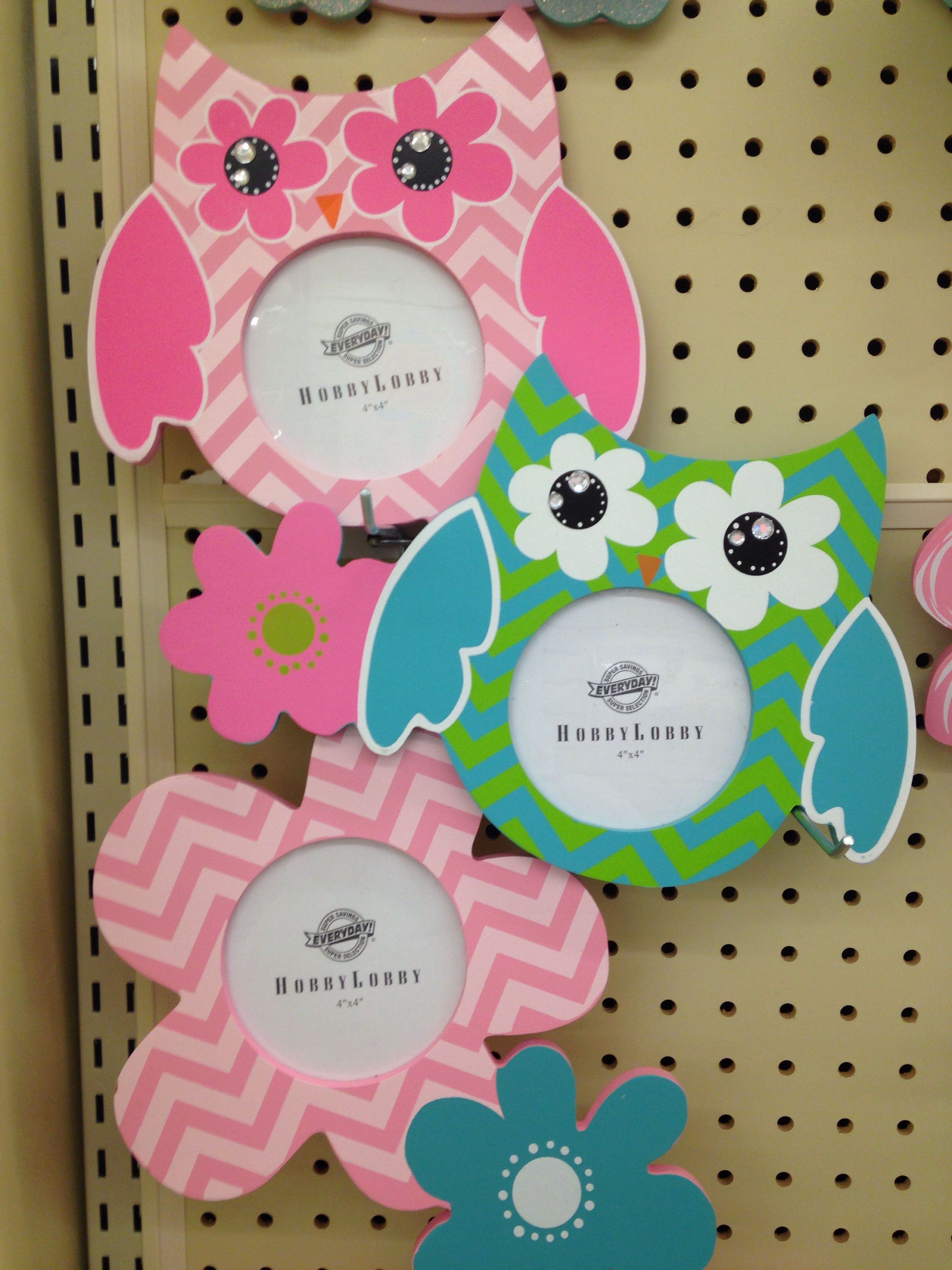 Photo frame: Hobby Lobby | OwLs | Pinterest