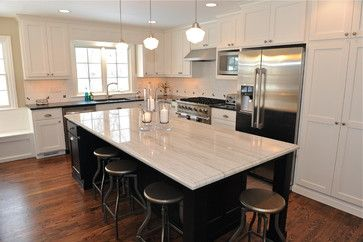 Chicago Remodeling Contractors Concept Interior kitchen expansion  contemporary  kitchen  chicago  patrick a