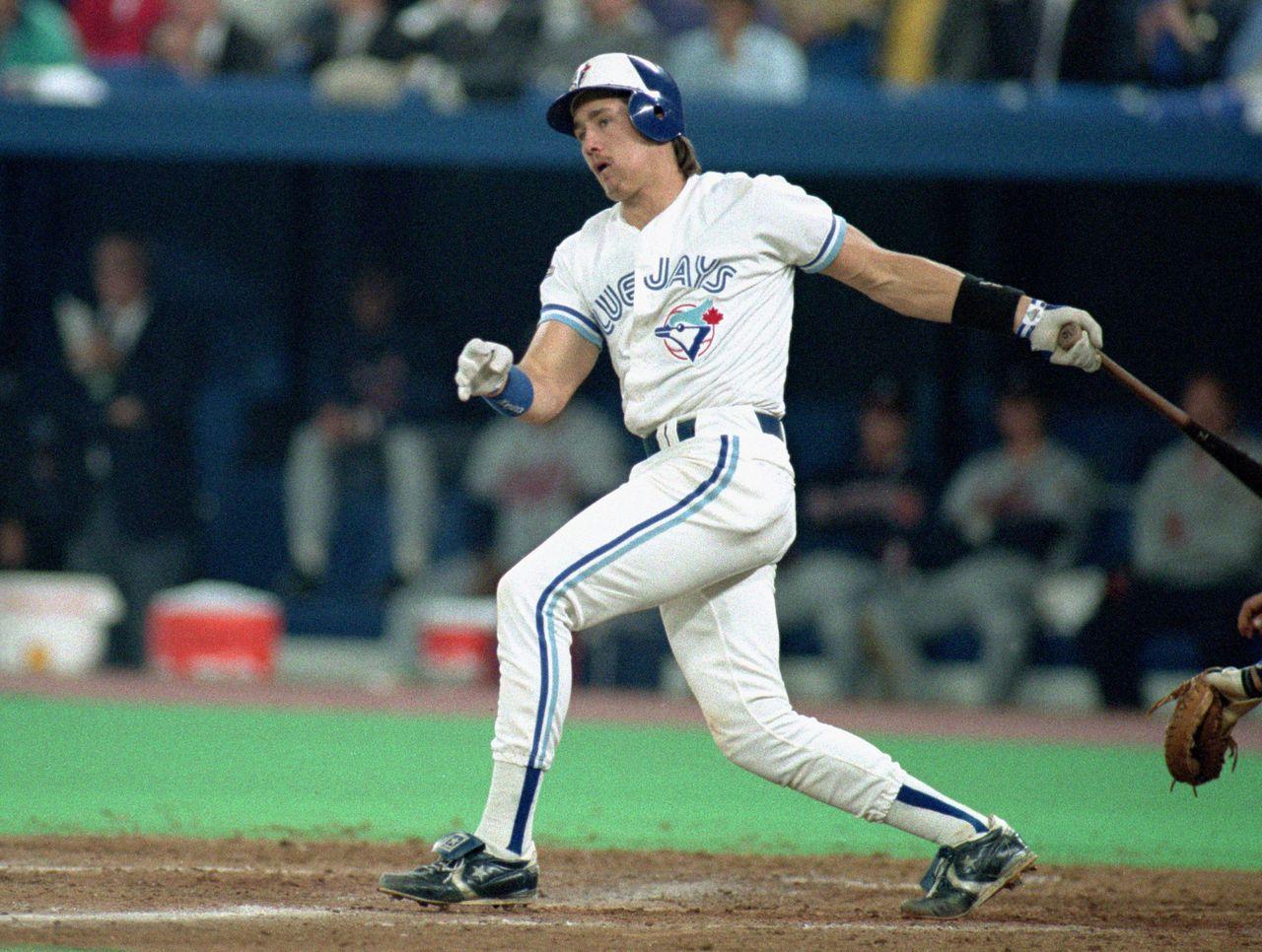 30 C Pat Borders 1992 World Series Mvp Toronto Blue Jays Blue Jays Baseball Blue Jays