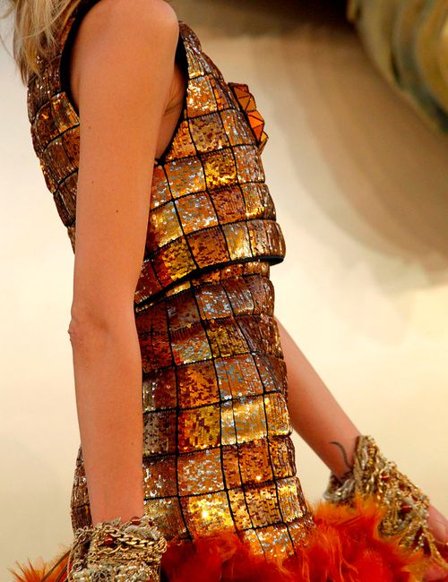 Chanel, Haute Couture Fall/Winter 2010.