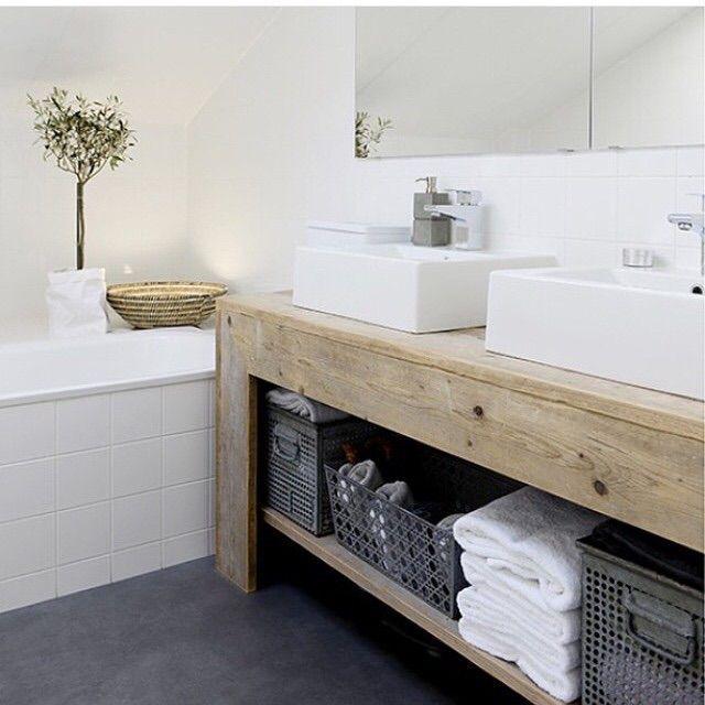 Bathroom home interior design badkamer pinterest ontwerp interieurontwerp voor thuis - Badkamer deco ideeen ...