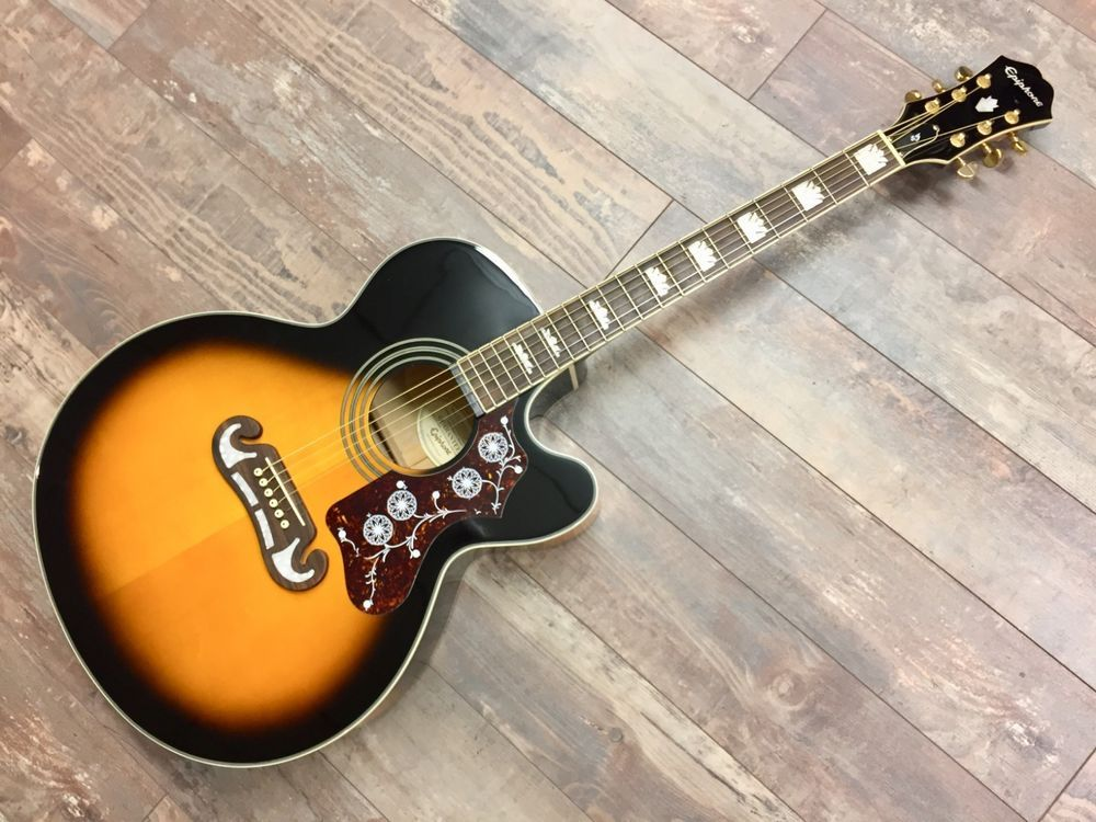 datovania kórejský Epiphone gitary