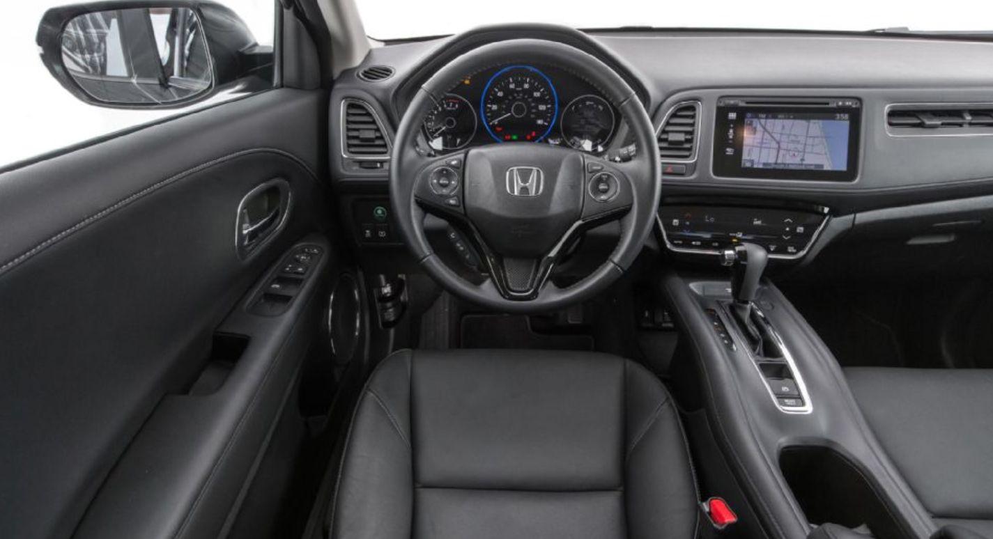 2016 Honda Hr V Ex L Awd Cockpit 2016 honda, Awd, Cockpit
