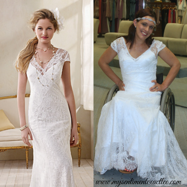 Real Brides In Wedding Dresses: Real Women/Real Brides Alfred Angelo Dress 8501