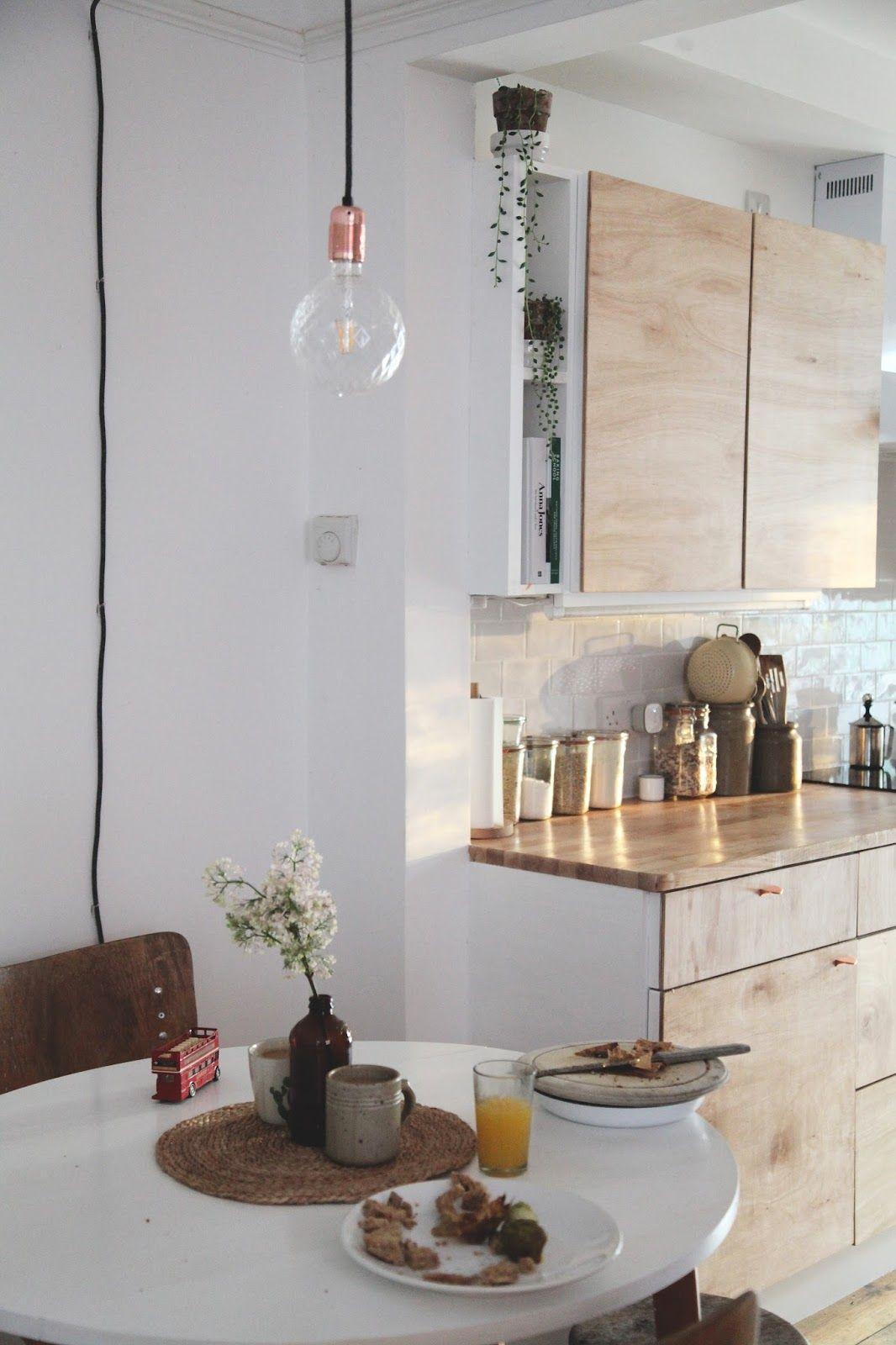 DIY budget kitchen makeover ideas for under £650 Plywood kitchen ...