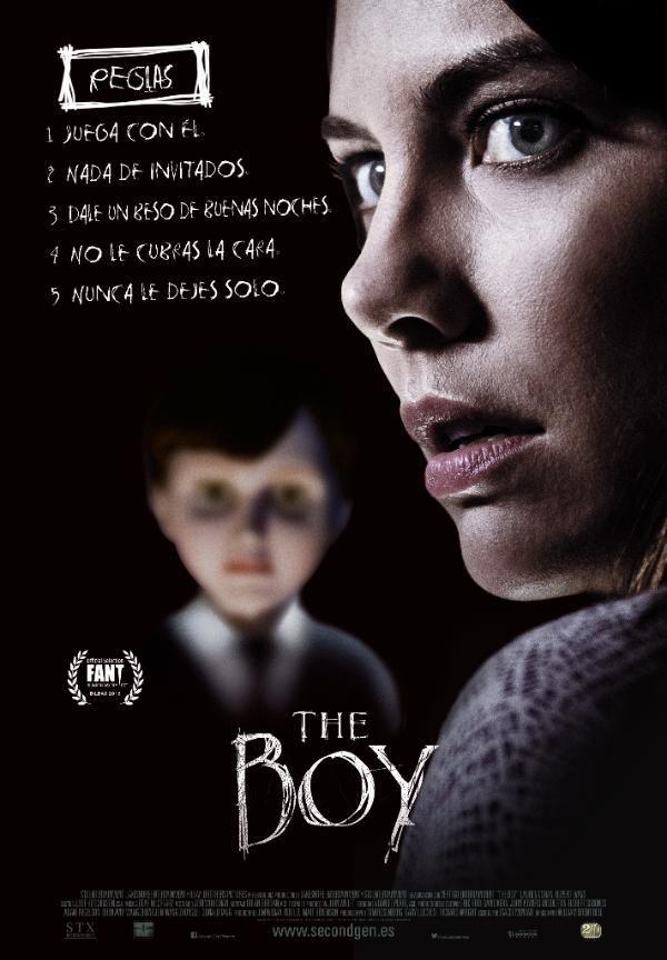 Ver The Boy 2016 Online Español Latino y Subtitulada HD - Yaske.to